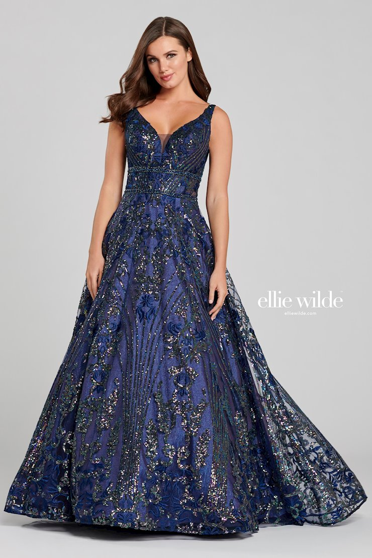 Ellie Wilde Prom Dresses Style #EW120054