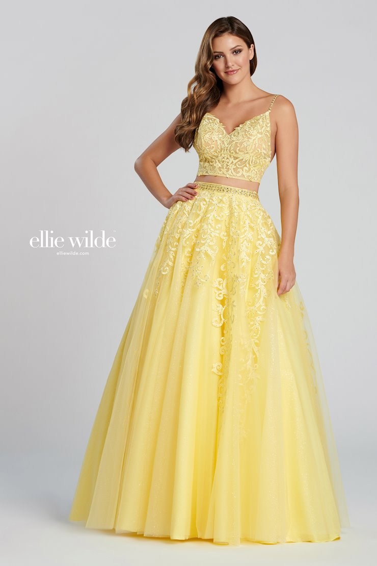 Ellie Wilde Prom Dresses Style #EW120059