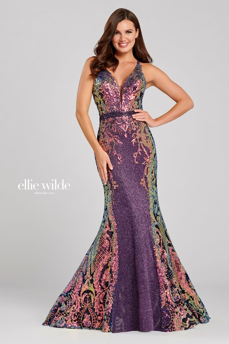 Ellie Wilde Prom Dresses Style #EW120073