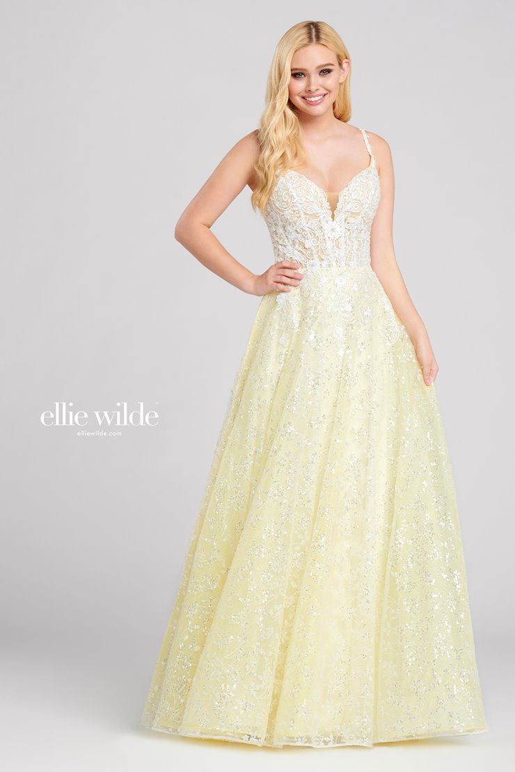 Ellie Wilde Prom Dresses Style #EW120133