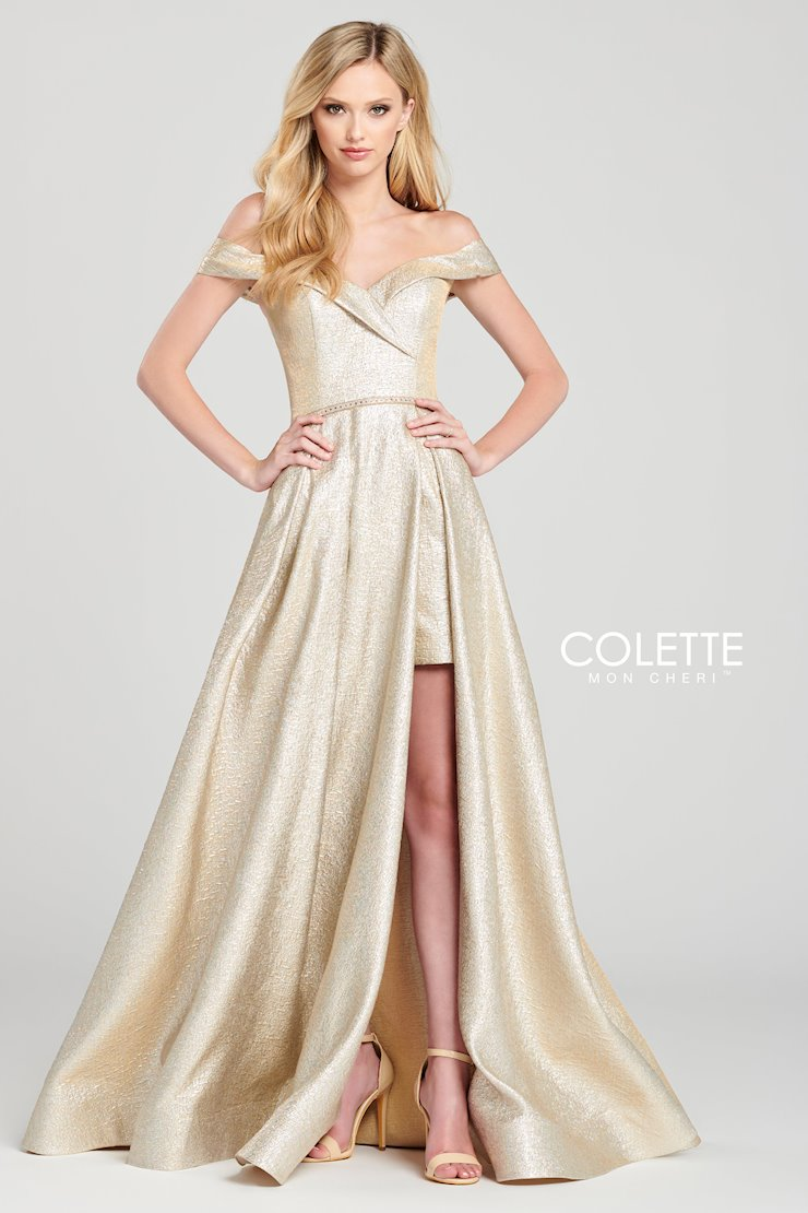 Colette for Mon Cheri Prom Dresses Style #CL12003