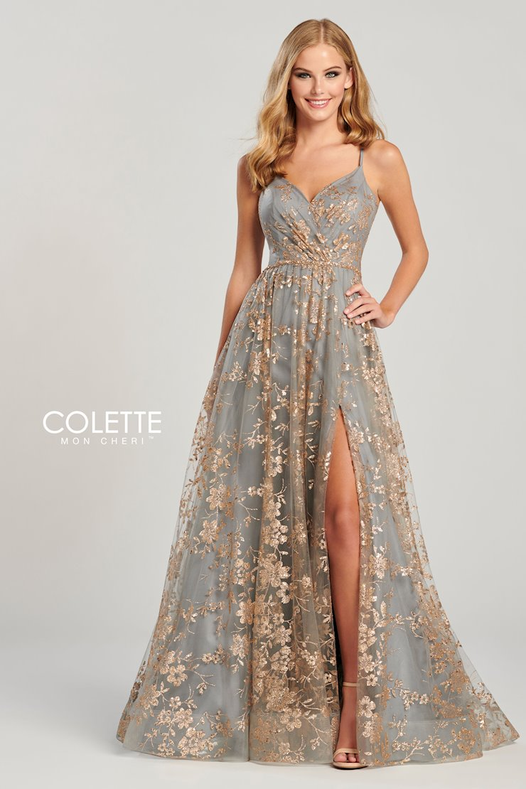 Colette for Mon Cheri Prom Dresses Style #CL12006