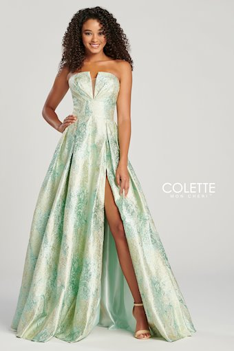 Colette for Mon Cheri Prom Dresses CL12007