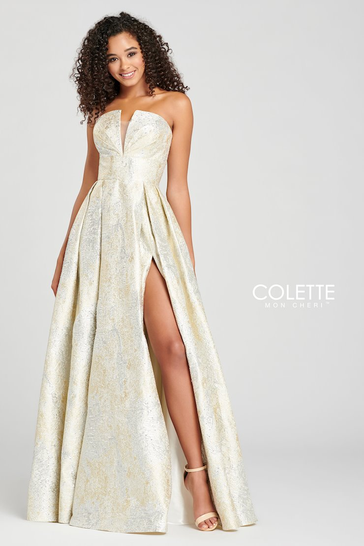 Colette for Mon Cheri Prom Dresses Style #CL12007