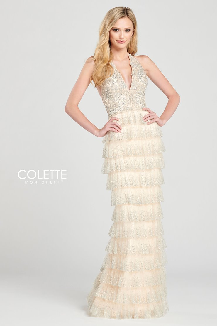 Colette for Mon Cheri Prom Dresses CL12009