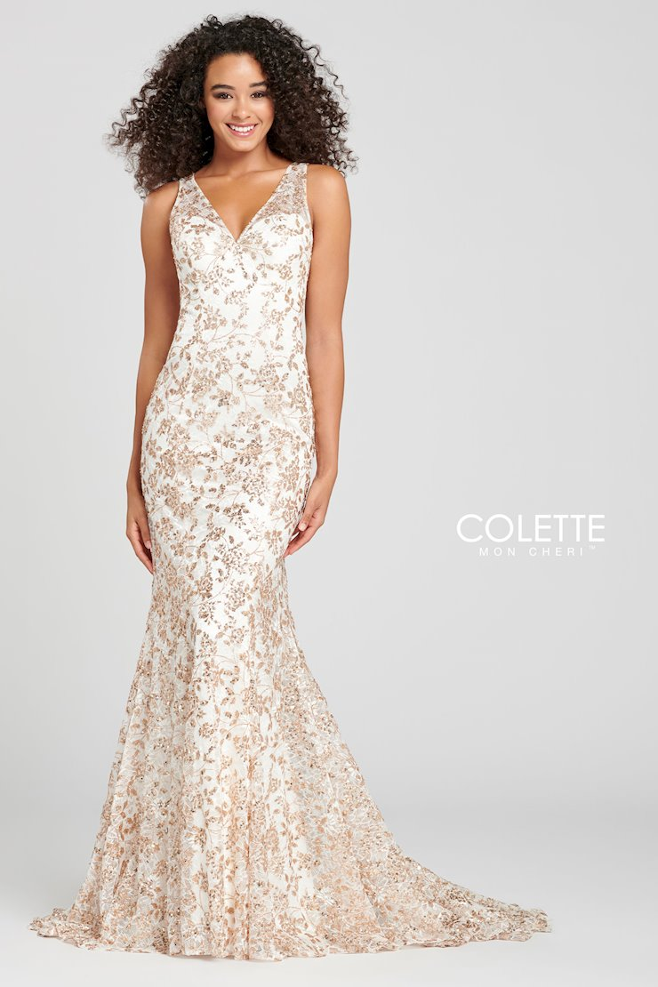 Colette for Mon Cheri Prom Dresses CL12010
