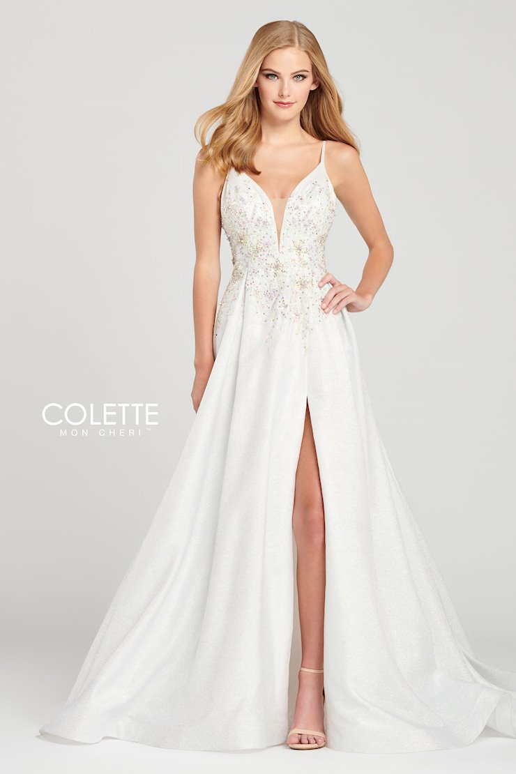 Colette for Mon Cheri Prom Dresses CL12014