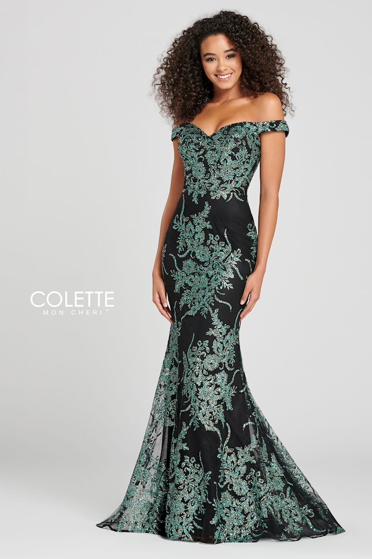 Colette for Mon Cheri Prom Dresses Style #CL12024