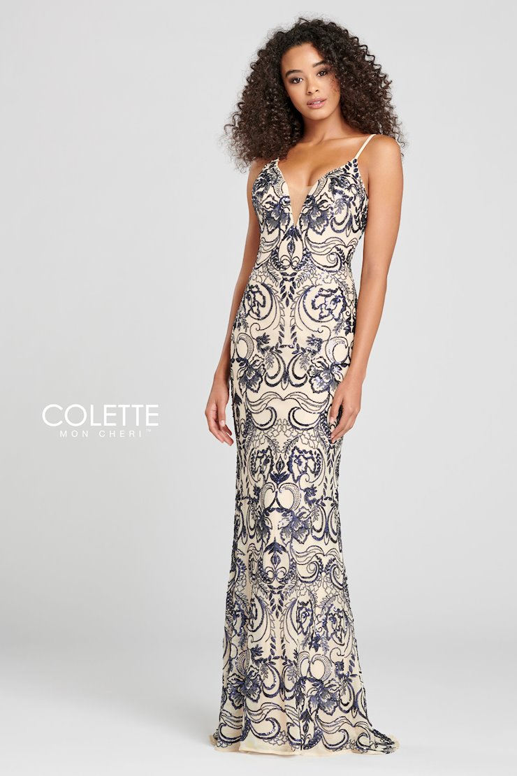 Colette for Mon Cheri Prom Dresses CL12027