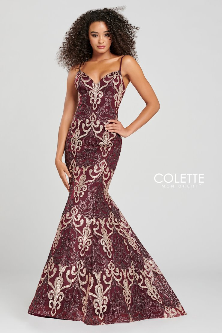 Colette for Mon Cheri Prom Dresses Style #CL12031