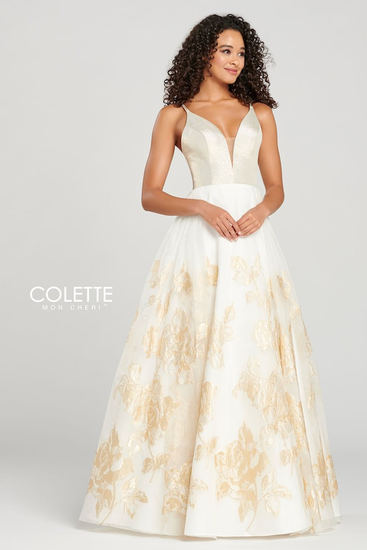 Colette for Mon Cheri Prom Dresses CL12036