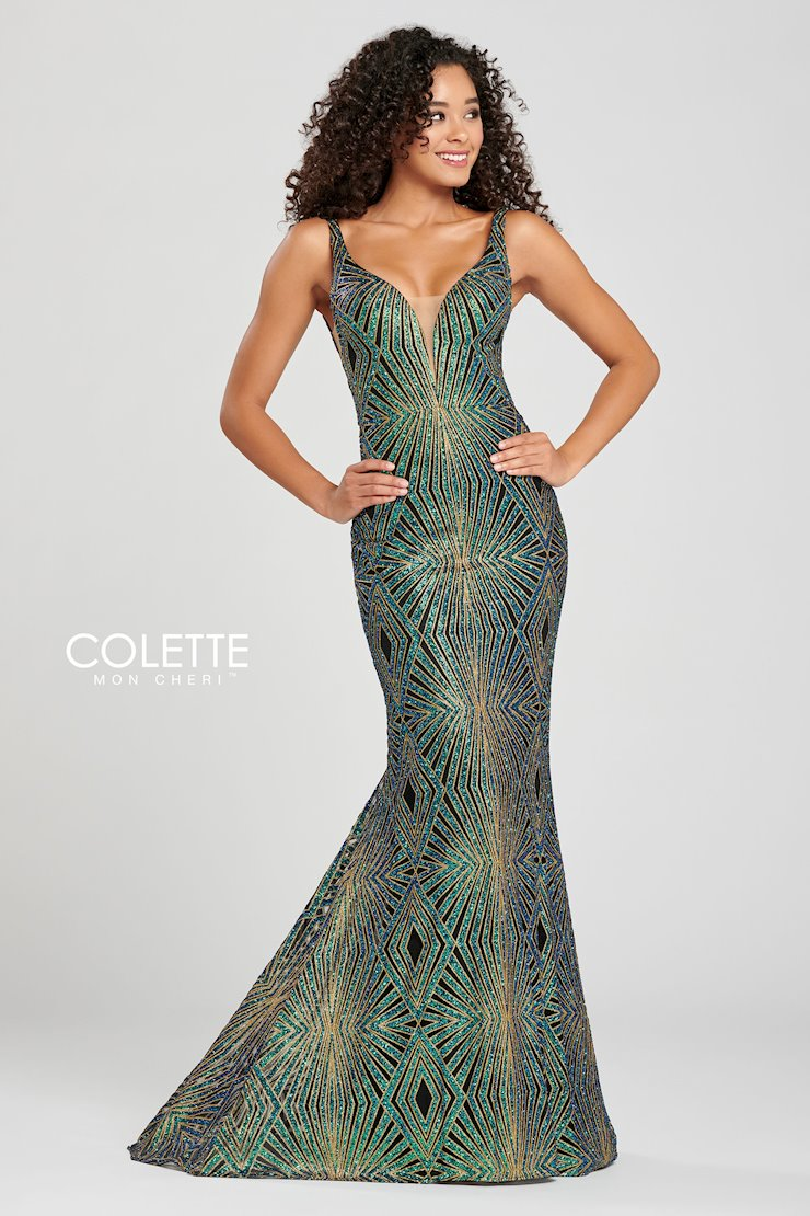 Colette for Mon Cheri Prom Dresses Style #CL12045