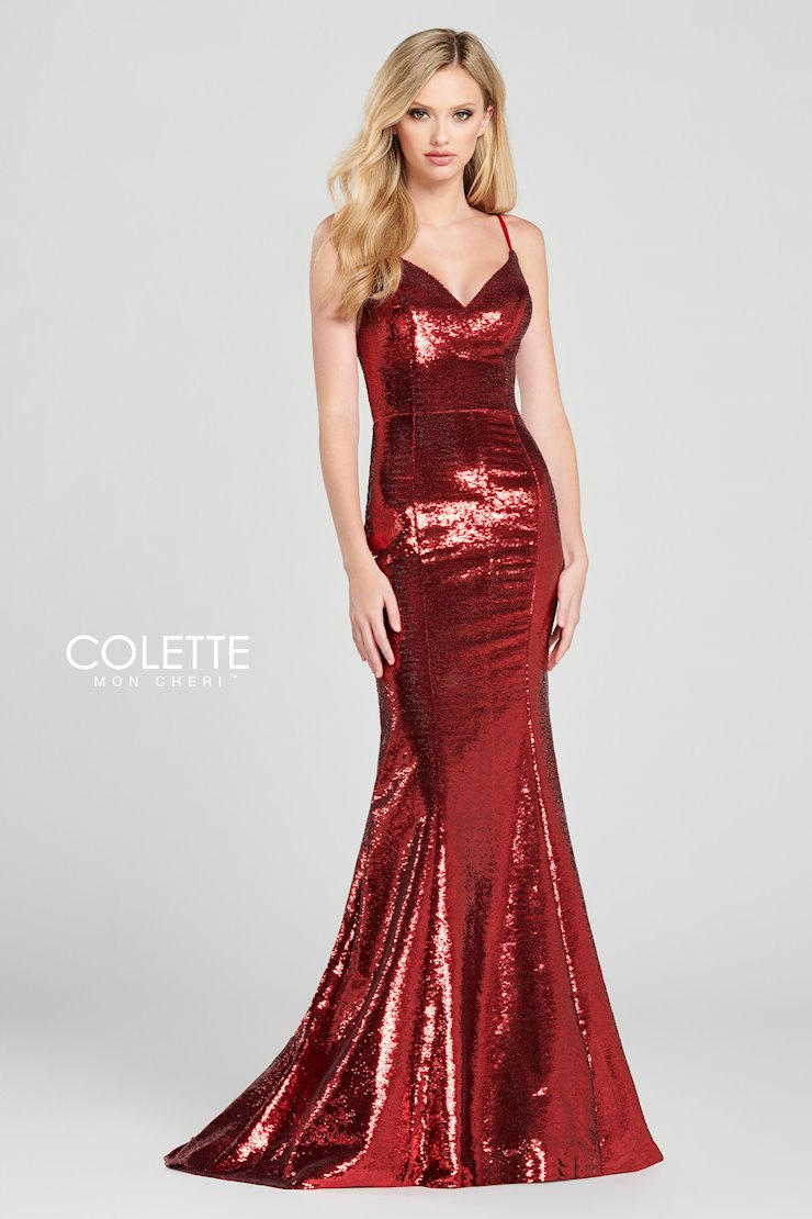 Colette for Mon Cheri Prom Dresses Style #CL12051
