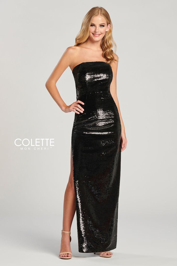Colette for Mon Cheri Prom Dresses Style #CL12053