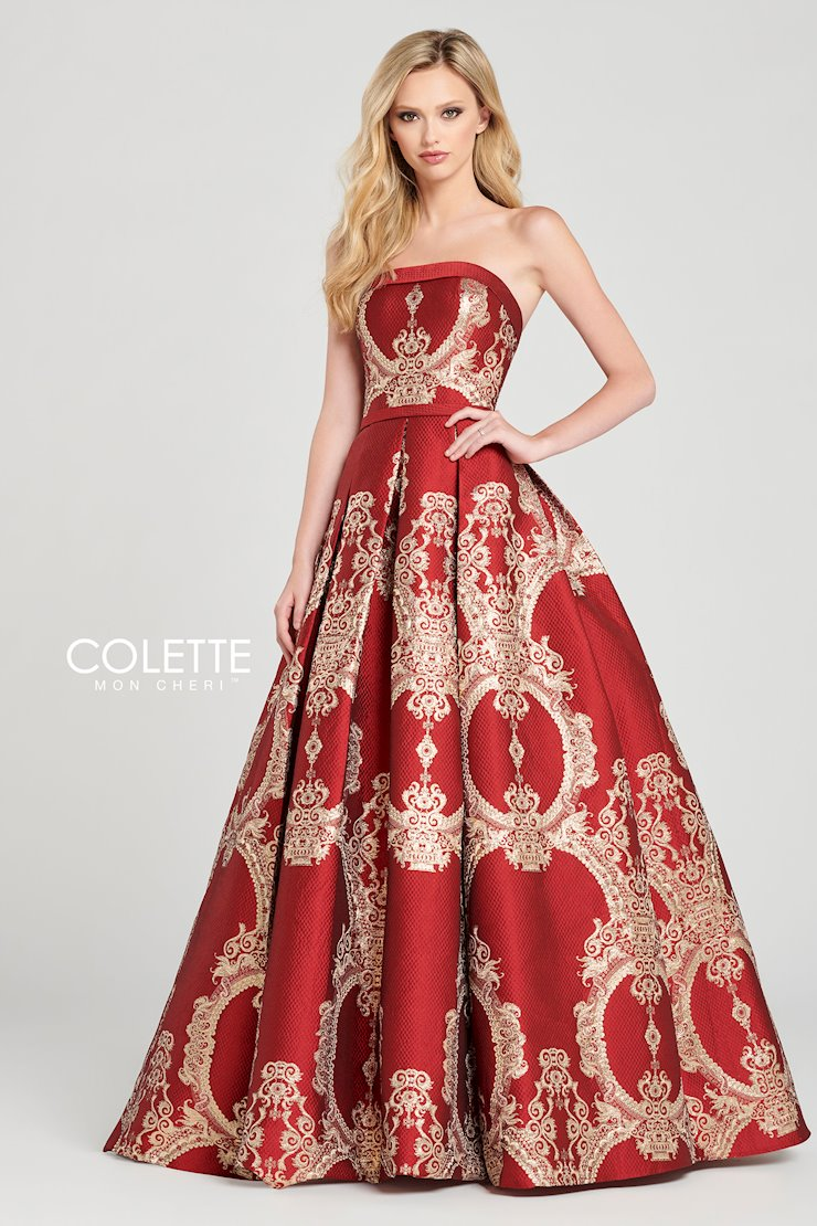 Colette for Mon Cheri Prom Dresses Style #CL12054