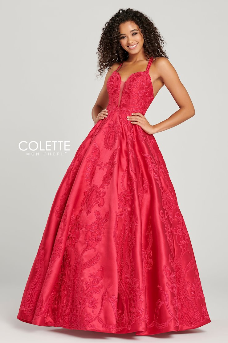 Colette for Mon Cheri Prom Dresses Style #CL12072