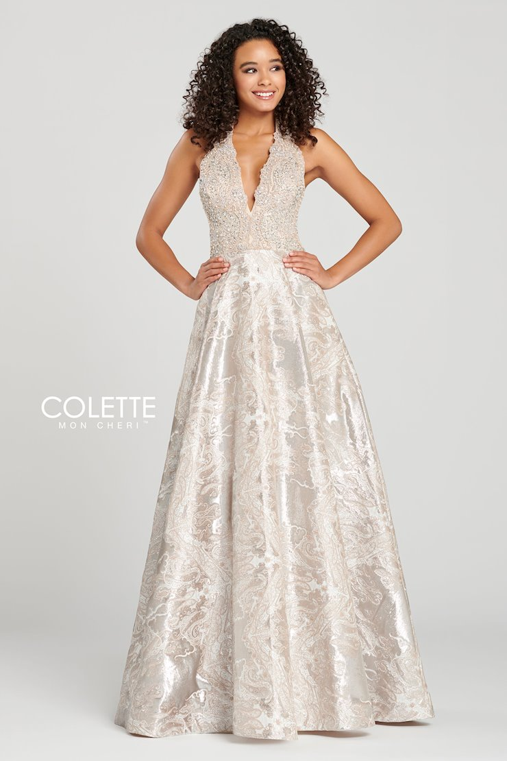 Colette for Mon Cheri Prom Dresses CL12075