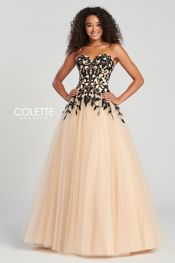 Colette for Mon Cheri Prom Dresses CL12083