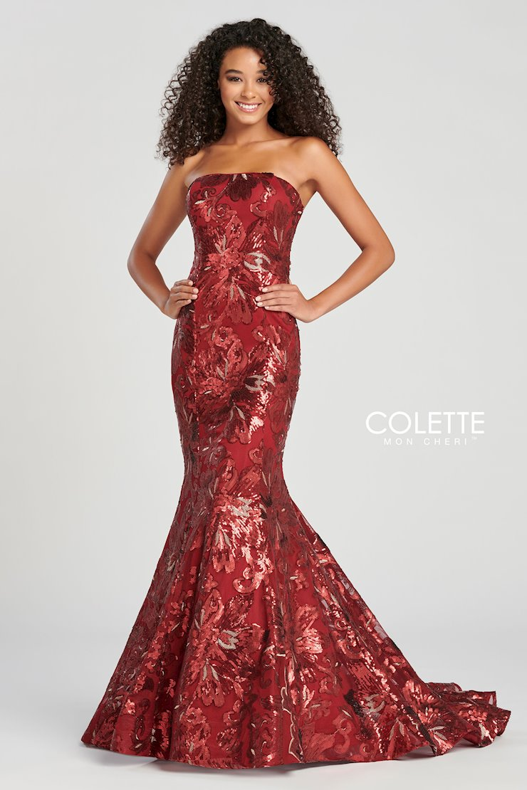 Colette for Mon Cheri Prom Dresses CL12088