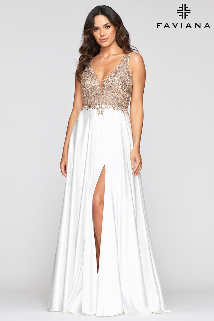 Faviana Prom Dresses Style #10407