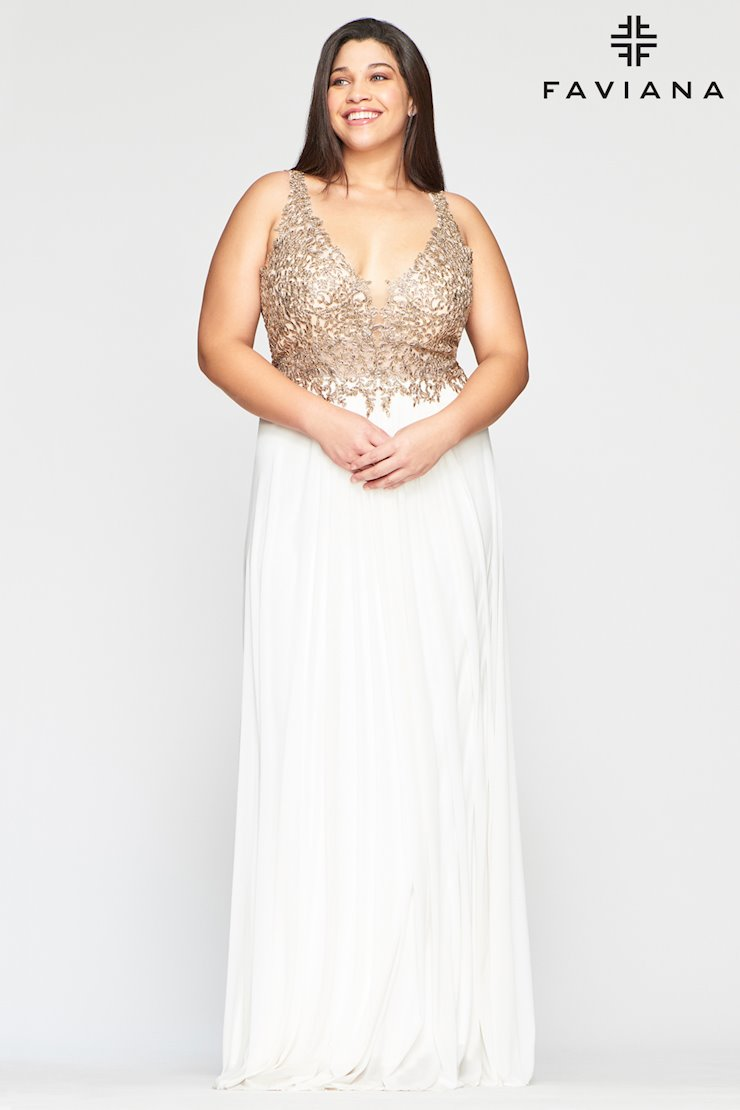 Faviana Prom Dresses Style #9428