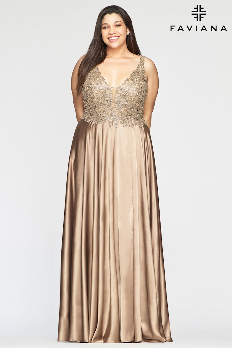 Faviana Prom Dresses Style #9494