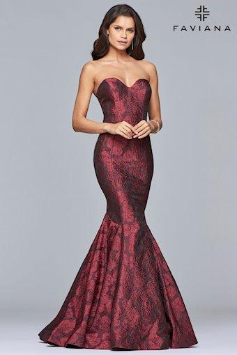 Faviana Prom Dresses Style #S10118