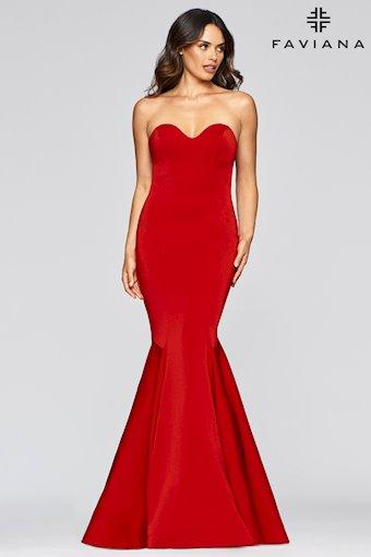 Faviana Prom Dresses Style #S10213