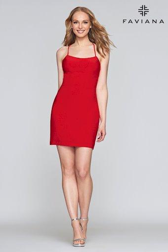 Faviana Prom Dresses Style #S10356