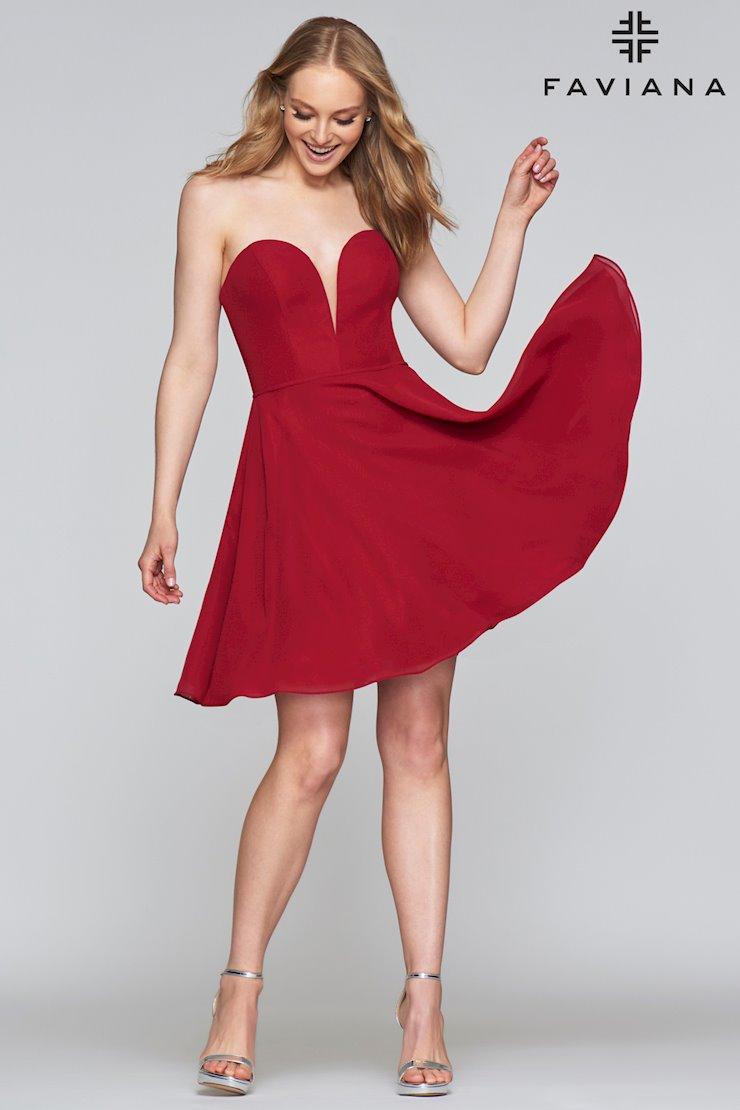 Faviana Prom Dresses S10368