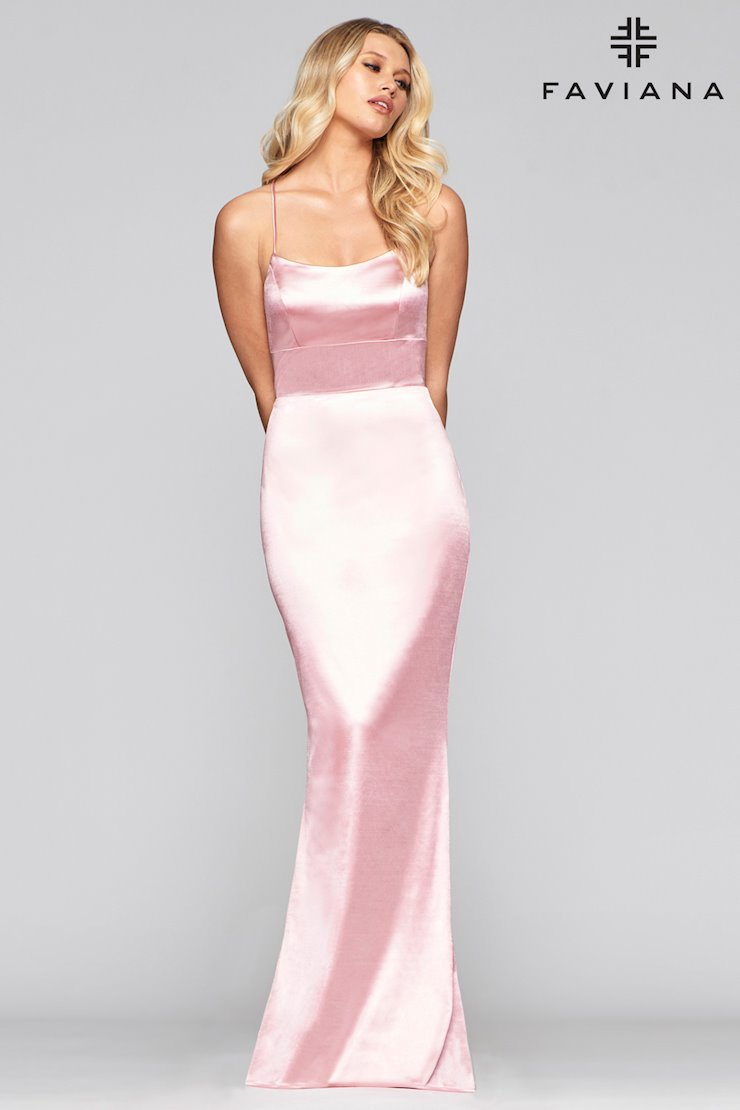 Faviana Prom Dresses Style #S10375