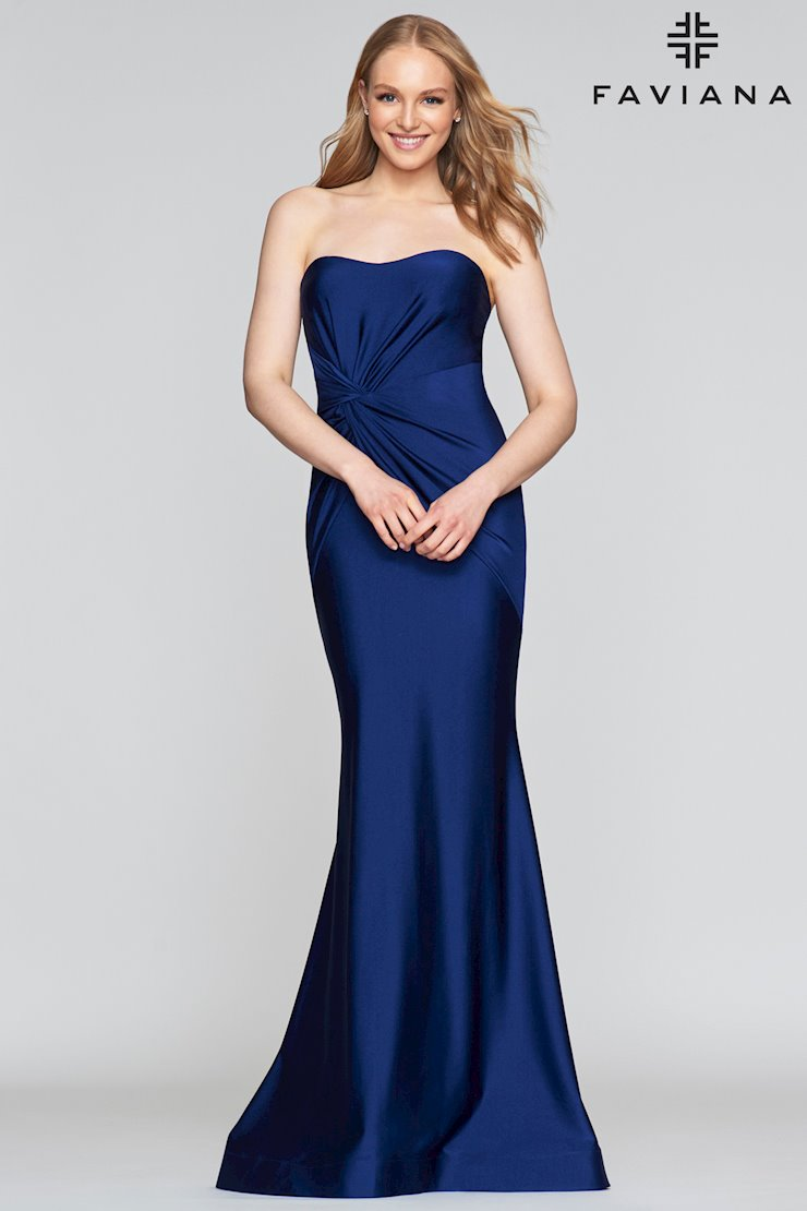 Faviana Prom Dresses Style #S10381