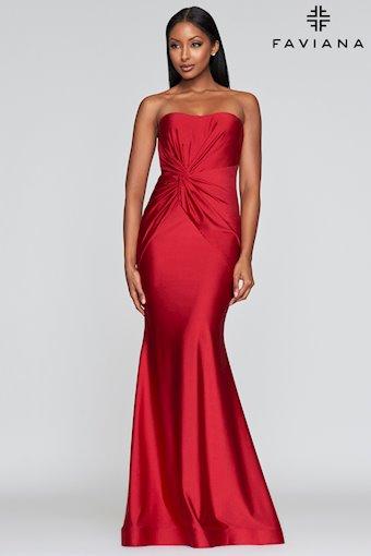 Faviana Prom Dresses Style #S10381