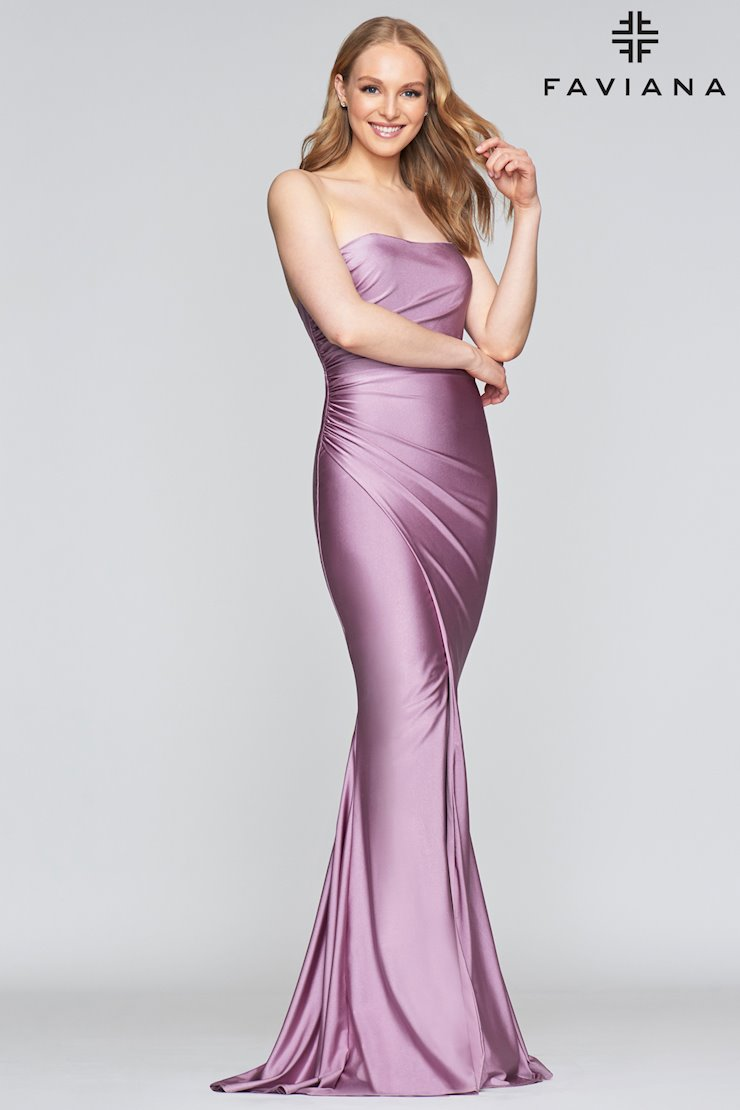 Faviana Prom Dresses Style #S10382