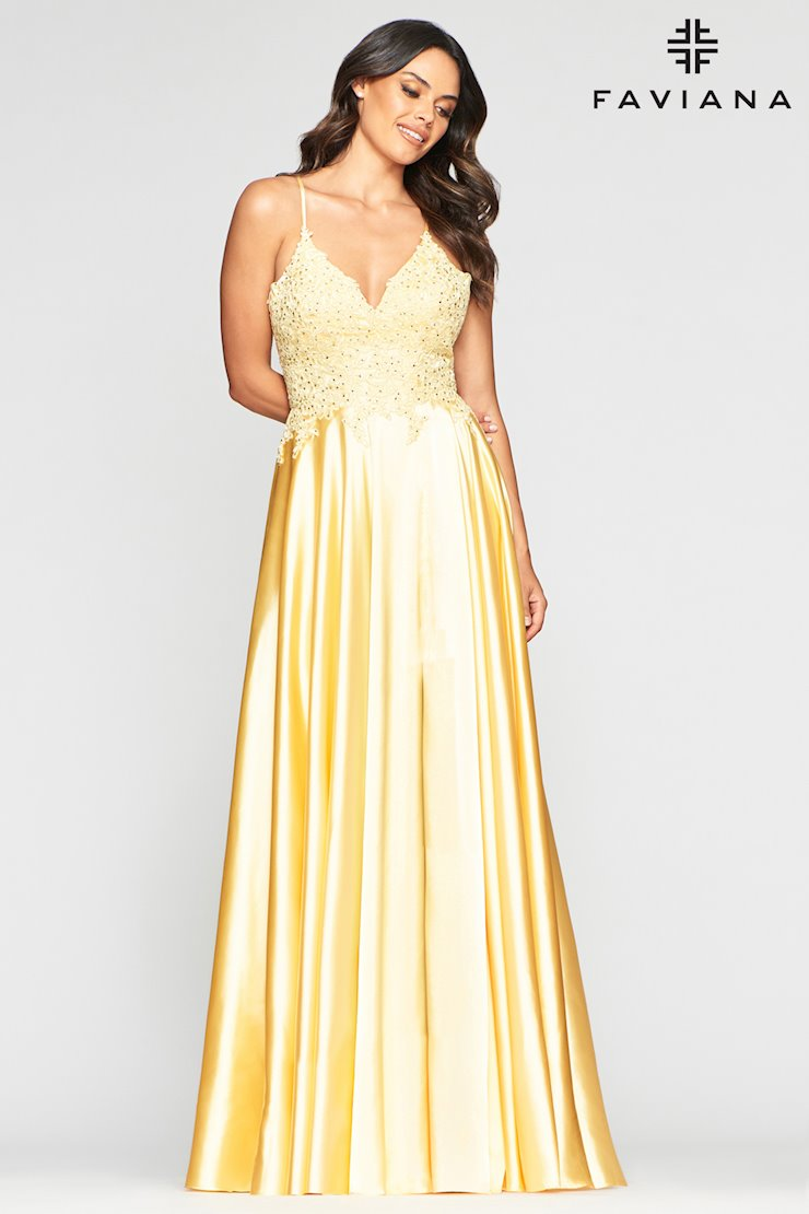 Faviana Prom Dresses Style #S10400