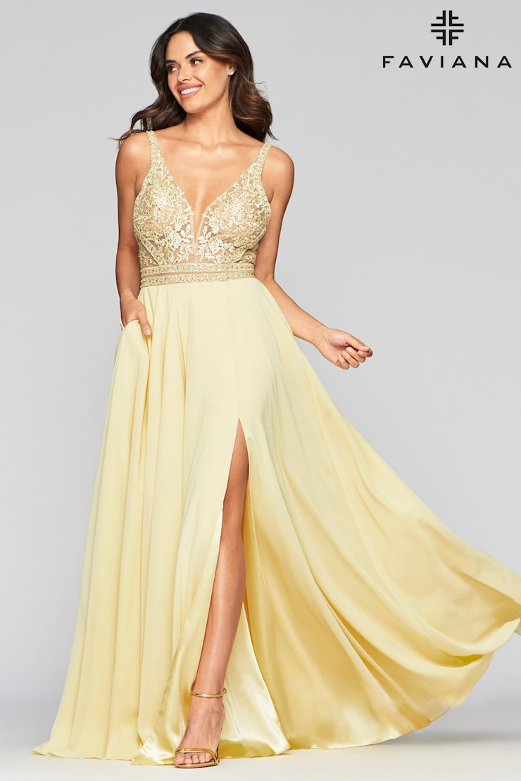 Faviana Prom Dresses Style #S10414