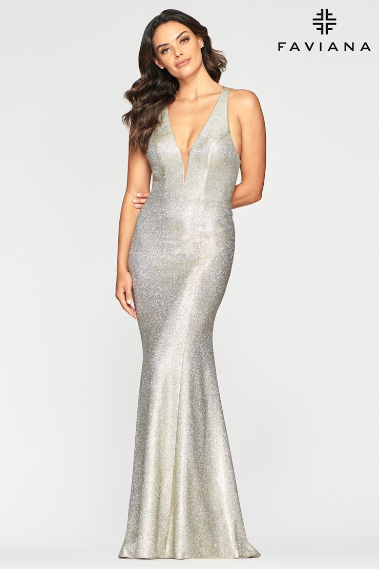 Faviana Prom Dresses Style #S10425