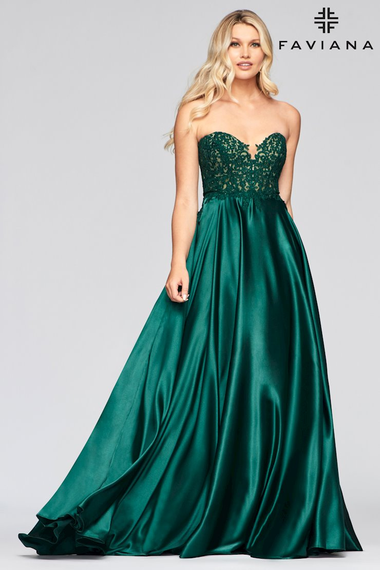 Faviana Prom Dresses Style #S10430