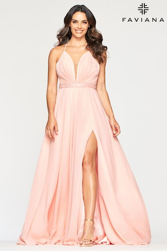 Faviana Prom Dresses Style #S10435