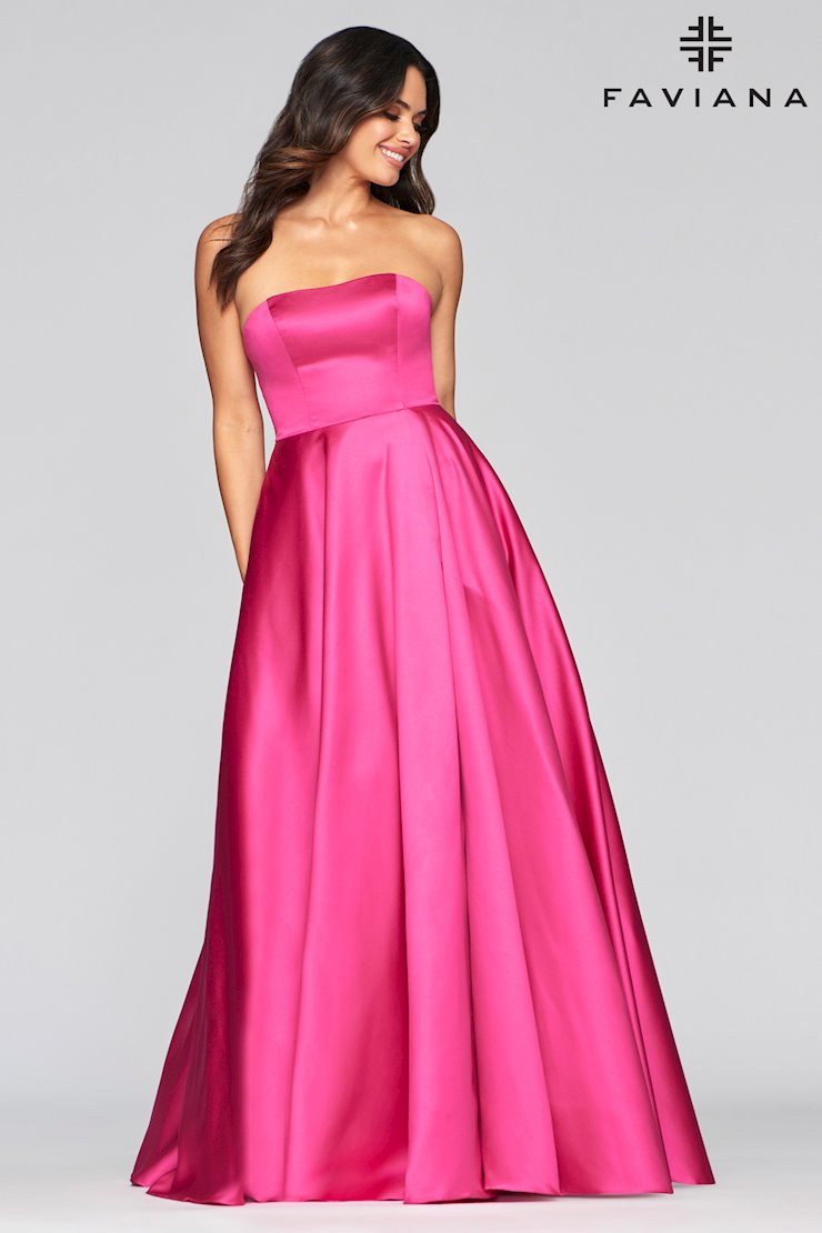 Faviana Prom Dresses Style #S10439