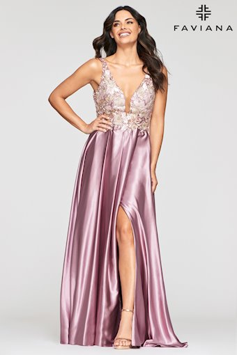 Faviana Prom Dresses Style #S10442