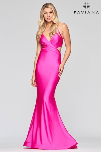 Faviana Prom Dresses Style #S10448