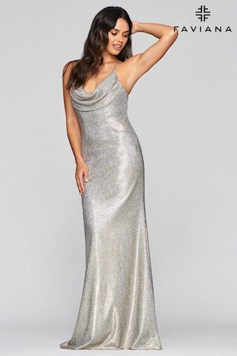 Faviana Prom Dresses S10455