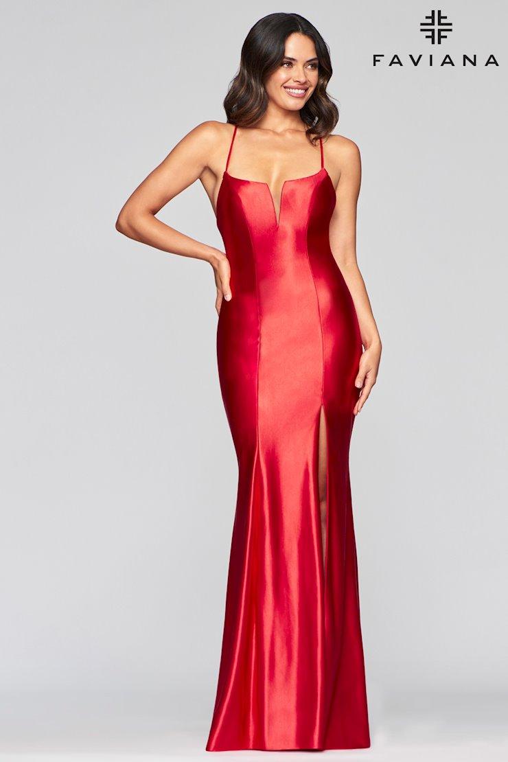 Faviana Prom Dresses S10457