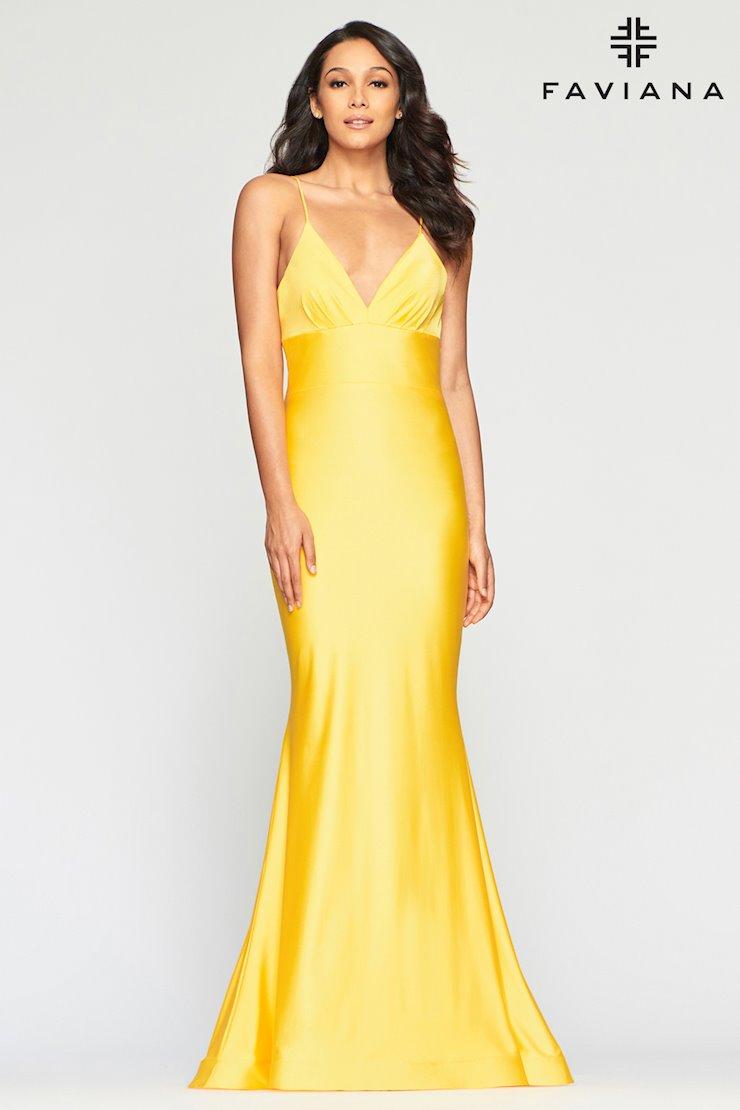 Faviana Prom Dresses S10458