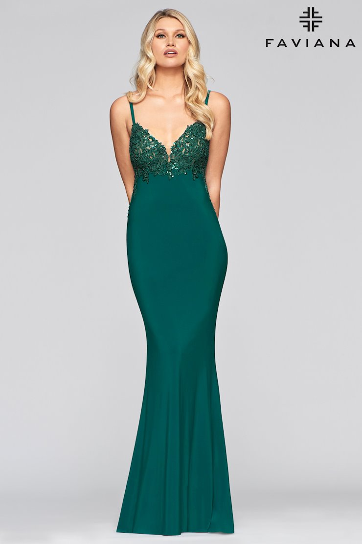 Faviana Prom Dresses S10469