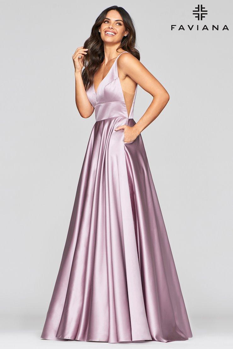 Faviana Prom Dresses S10474