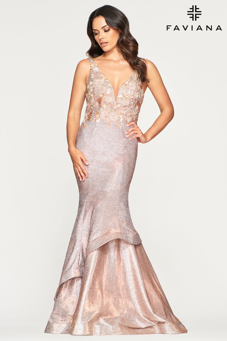 Faviana Prom Dresses S10482