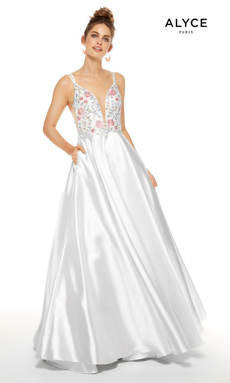Alyce Paris Prom Dresses 60504