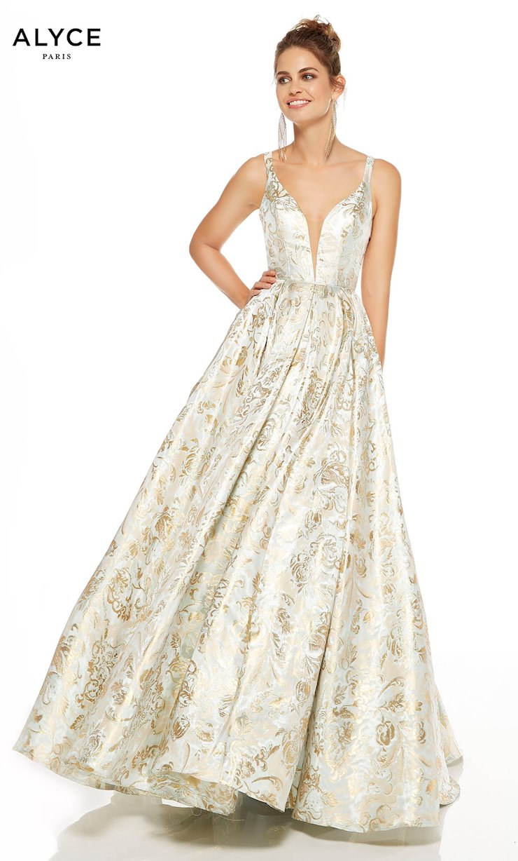 Alyce Paris Prom Dresses 60611
